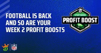 Sportsbook Offer Card Promotion